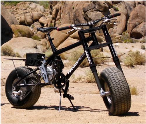 Sand Bike
