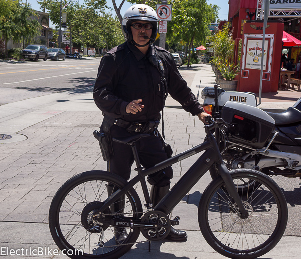 electric bike legality