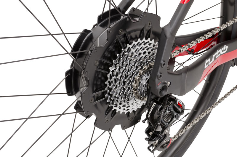 specialized turbo hub motor